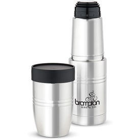 Imprinted Stainless Steel Vacuum Bottle