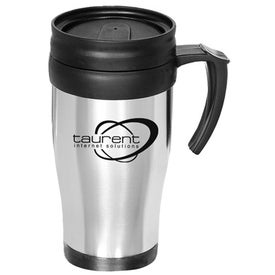 Stainless Commuter Mug (16 Oz.)