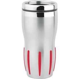 Stainless Rib Grip Tumbler Giveaways