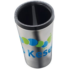 Stainless Sedici Tumbler with Your Slogan