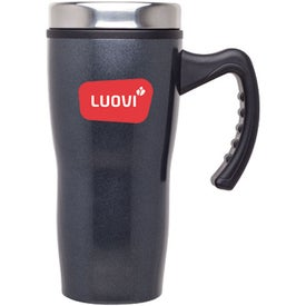 Personalized Stainless Stealth Mug