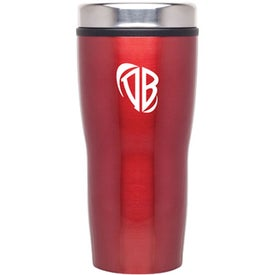 Stainless Stealth Tumbler Imprinted with Your Logo