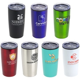 Stainless Steel and Polypropylene Tumbler (20 Oz.)