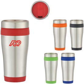 Stainless Steel Aspen Tumbler (15 Oz.)