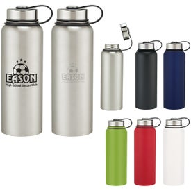 Stainless Steel Bottles (40 Oz.)