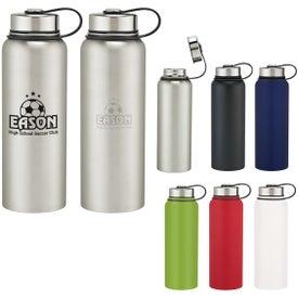 Stainless Steel Bottle (40 Oz.)