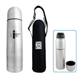 Advertising Stainless Steel Bullet Flask