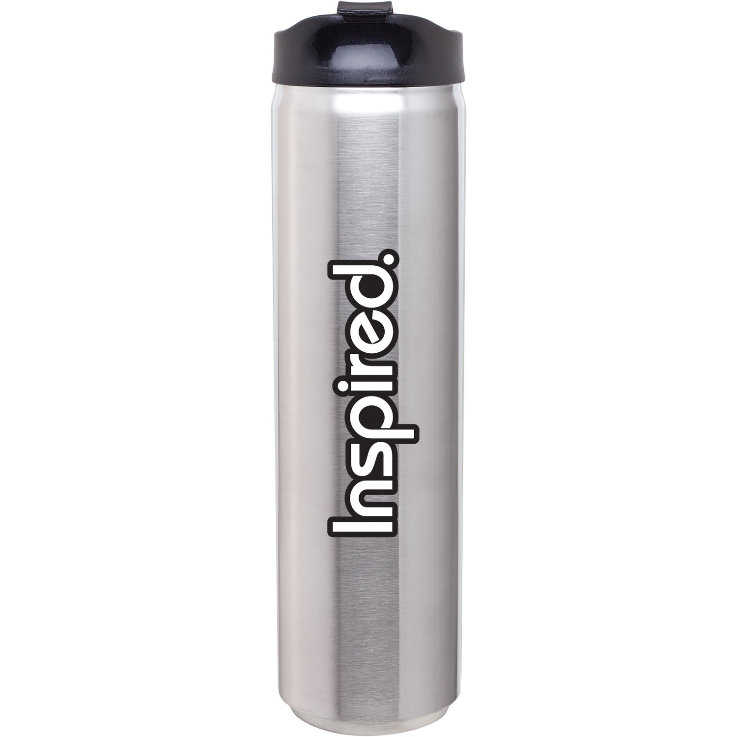 Stainless Steel Can Thermal Tumbler (20 Oz.)