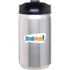 Stainless Steel Can Thermal Tumbler (8 Oz.)