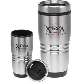 Stainless Steel Coffee Tumbler (16 Oz.)