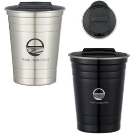 Stainless Steel Cup (16 Oz.)