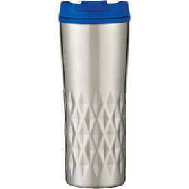 Stainless Steel Diamond Tumbler (16 Oz.)