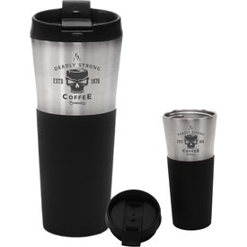 Stainless Steel Double Wall Tumbler (17 Oz.)