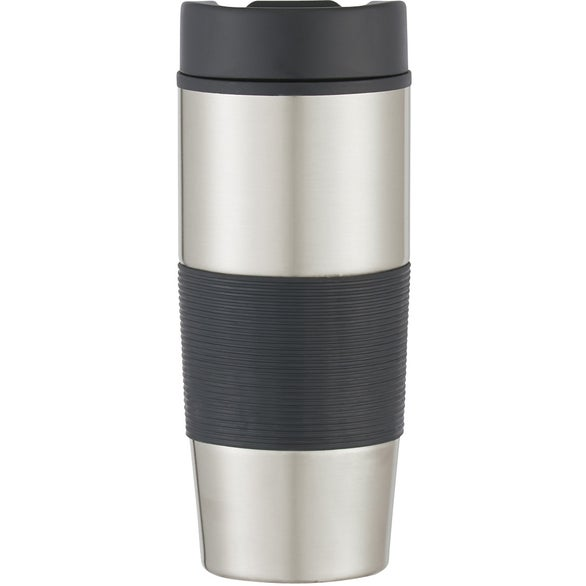 Stainless Steel / Black Stainless Steel Gripper Bottle