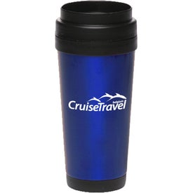 Stainless Steel Insulated Travel Mug (16 Oz.)