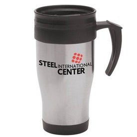 Stainless Steel Tall Mug