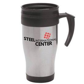 Stainless Steel Tall Mug