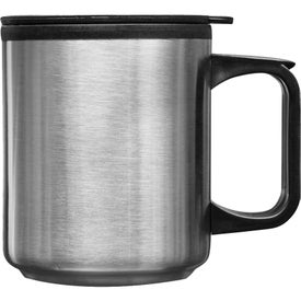 Stainless Steel Travel Mugs (12 Oz.)