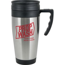 Custom Stainless Steel Travel Mug