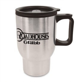 Stainless Steel Travel Mugs Giveaways