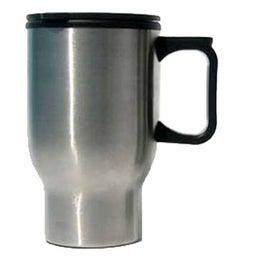 Stainless Steel Travel Mugs (15 Oz.)