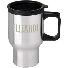 Stainless Steel Travel Mug (16 Oz.)