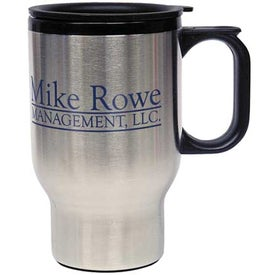 Insulated Stainless Steel Travel Mug Giveaways