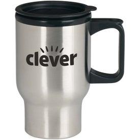 Promotional Stainless Steel Trip Mug