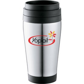 Promotional Stainless Steel Tumbler (14 Oz.)