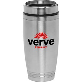 Stainless Steel Tumbler Travel Mug (16 Oz.)