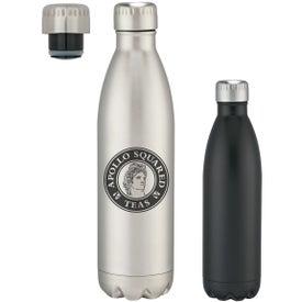 Stainless Steel Vacuum Bottle (26 Oz.)