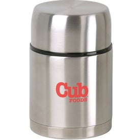 Stainless Steel Vacuum Food Jar for Promotion