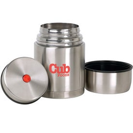 Stainless Steel Vacuum Food Jar (23 Oz.)