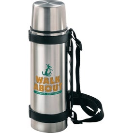 Stainless Steel Travel Thermos (24 Oz.)