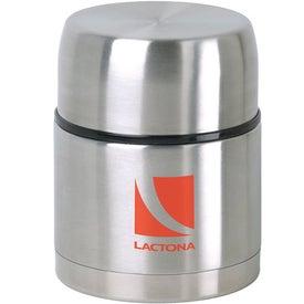 Personalized Stainless Steel Vacuum Food Jar