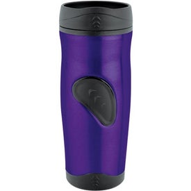 Company Stainless Thumbprint Tumbler