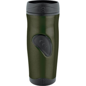 Stainless Thumbprint Tumbler Giveaways