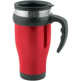 Advertising Insulated Stainless Travel Mug