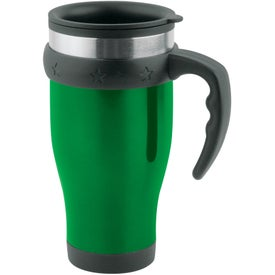 Insulated Stainless Travel Mug (16 Oz.)