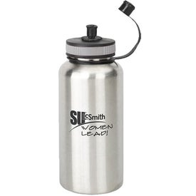 Printed Stainless Water Bottle