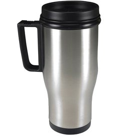 Stainless Steel Domed Auto Mate Mug