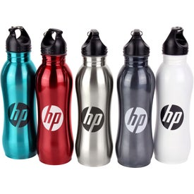 Stainless Steel Grip Bottle for Your Organization