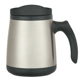 Stainless Steel Low Rider Mug for Your Company