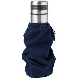 Logo Stainless Steel Orion 3-in-1 Thermos