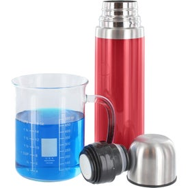 Stainless Steel Thermos with Your Logo