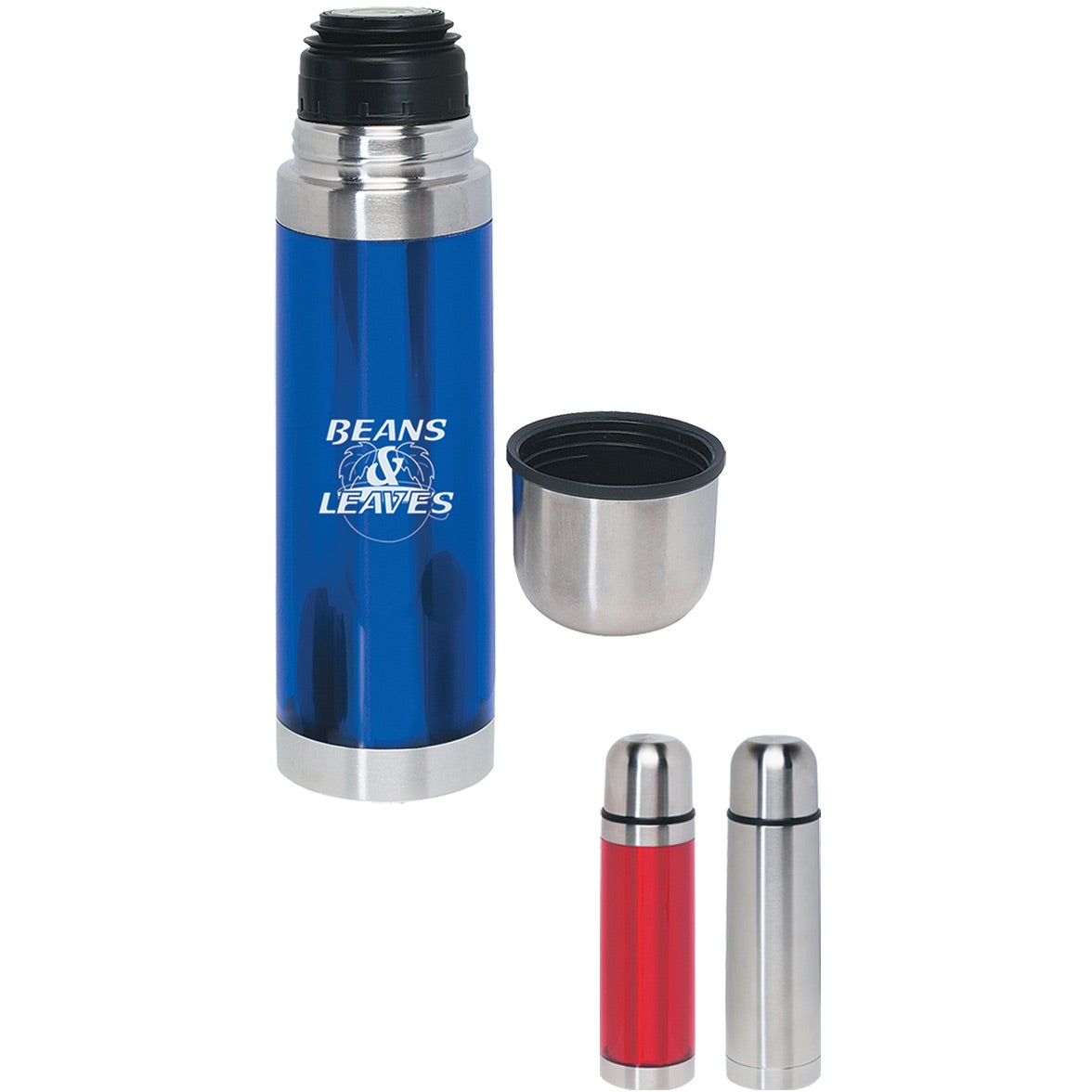 Stainless Steel Thermos (16 Oz.)