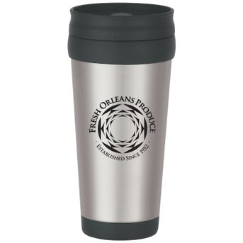 f97aee88f86 CLICK HERE to Order 16 Oz. Stainless Steel Tumbler with Slide Action ...