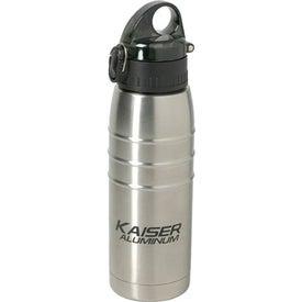 Customizable Stainless Steel Water Bottle