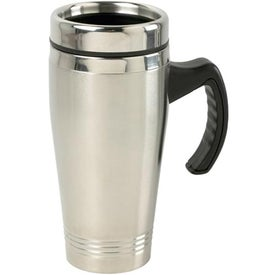 Promotional Personalized Stainless Steel Travel Mug
