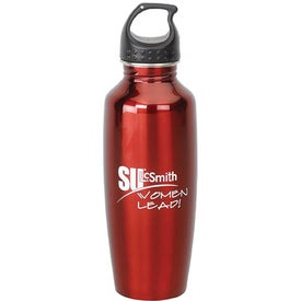 Stainless Steel Water Bottle Printed with Your Logo
